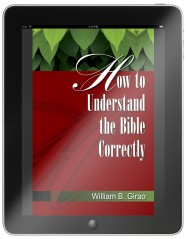 ipad_How to Understand the Bible Correctly